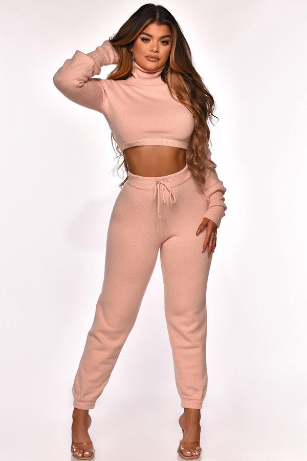 COLD BLOODED CUTIE PANT SET