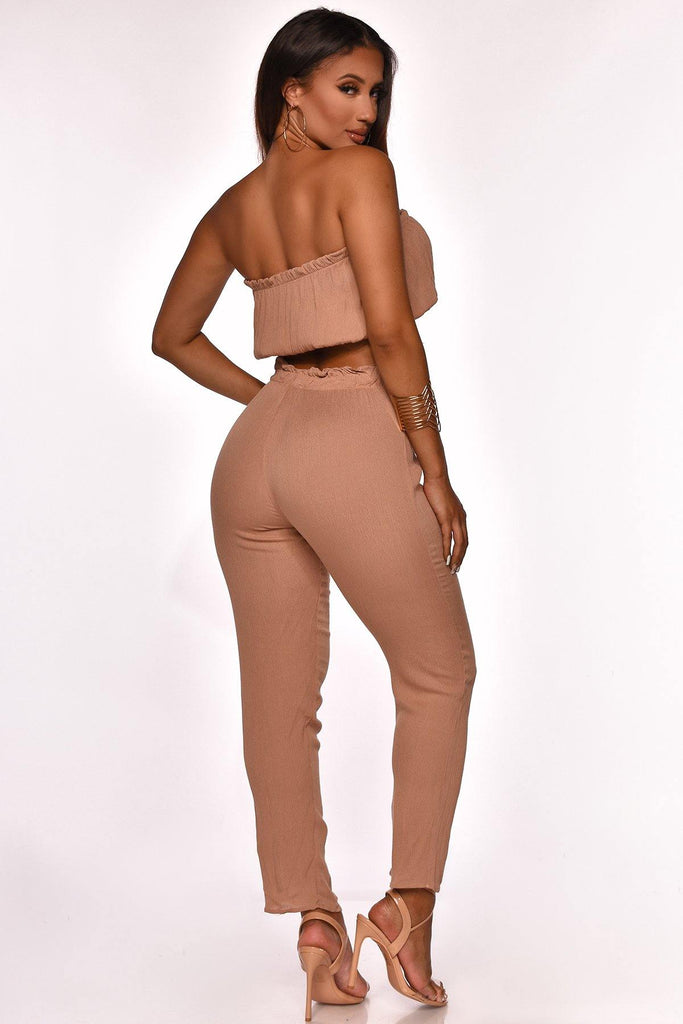 THINK OF ME PANT SET