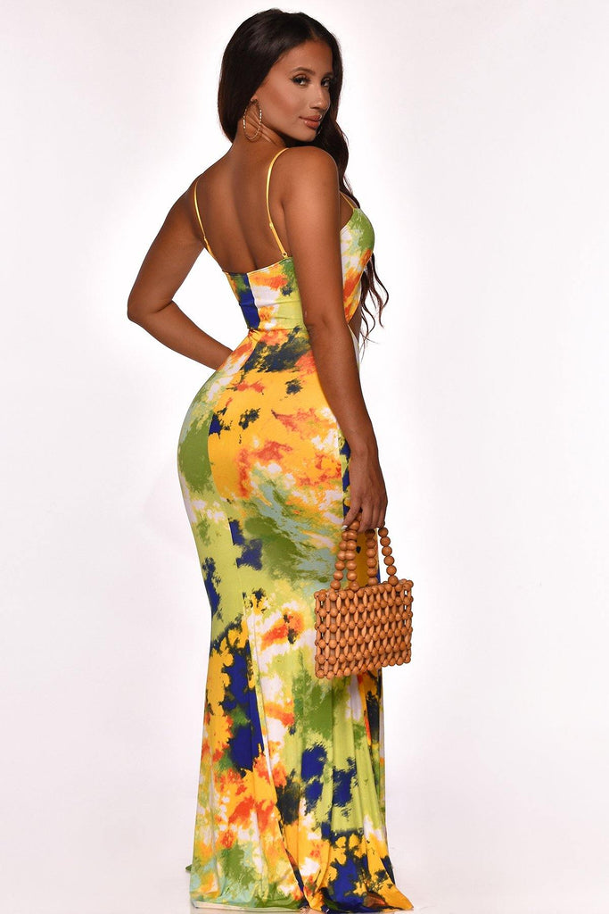 GET IT RIGHT MAXI DRESS