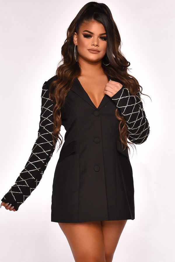 CEO BLAZER DRESS