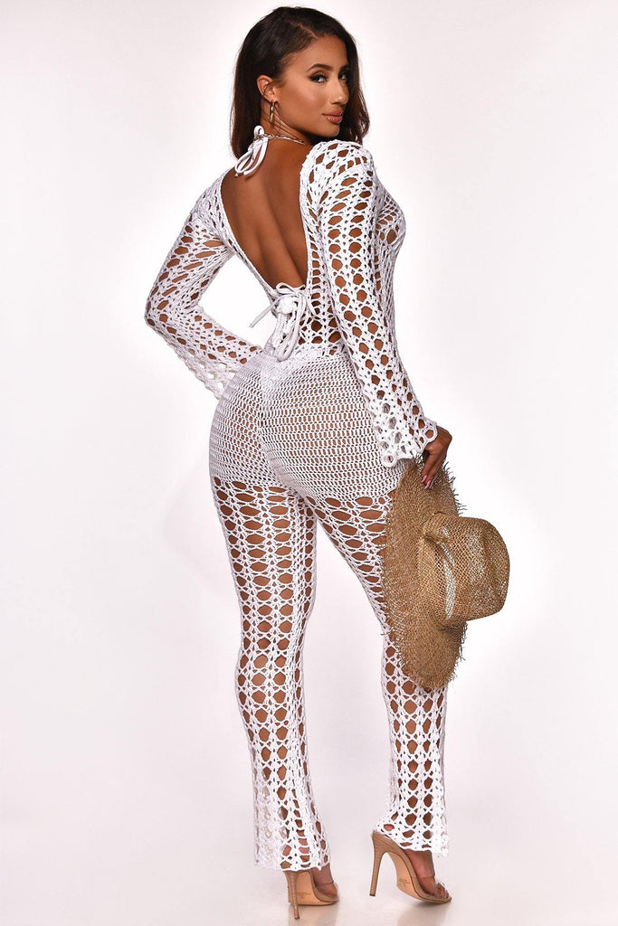 BAHAMAS COVER UP JUMPSUIT