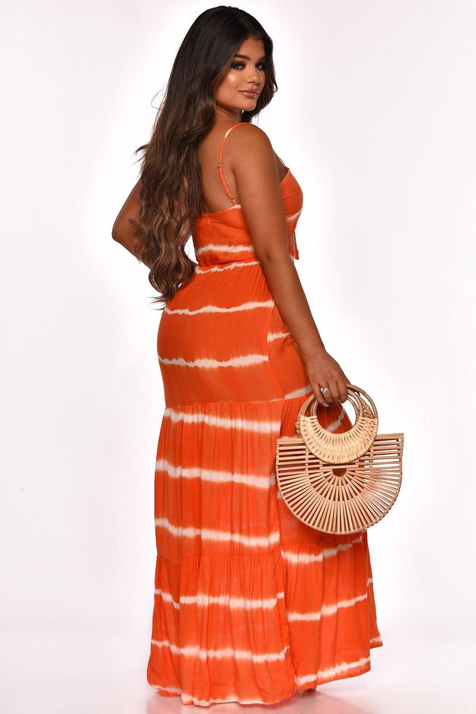 DEFINITELY MAYBE MAXI ORANGE