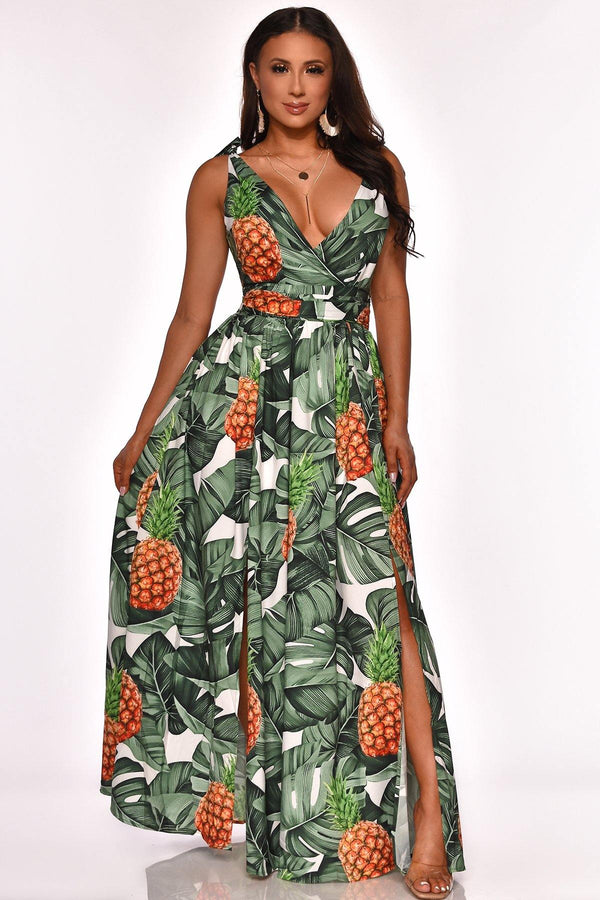 DICED PINEAPPLES MAXI