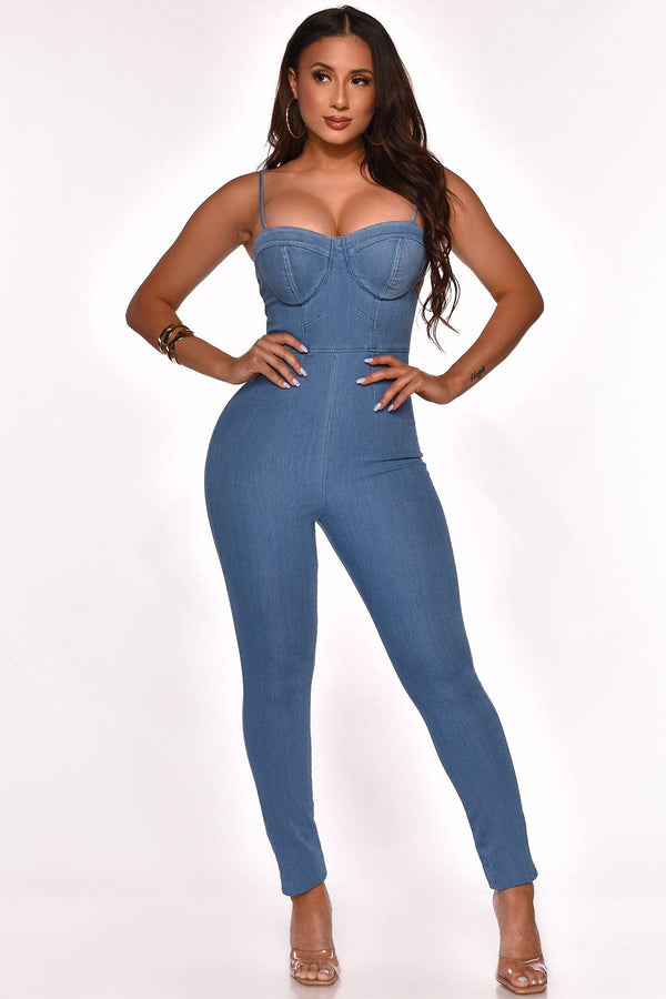 EGO BOOSTER JUMPSUIT