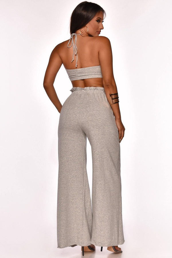 JUST THE GIRL PANT SET