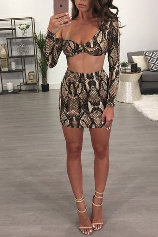 KATELYNN SKIRT SET