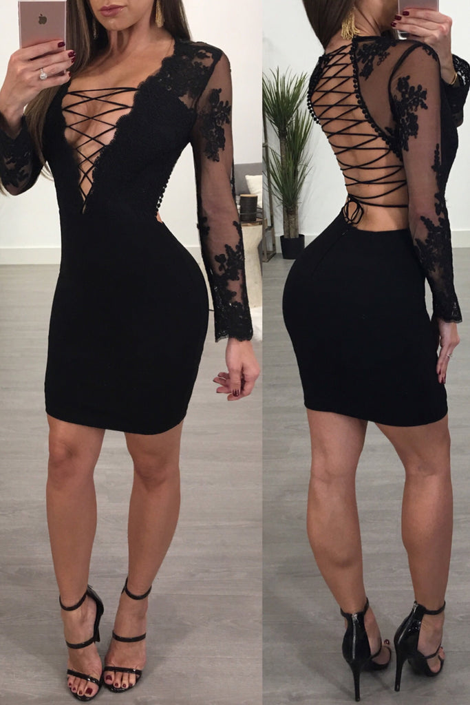 SHAILEY DRESS