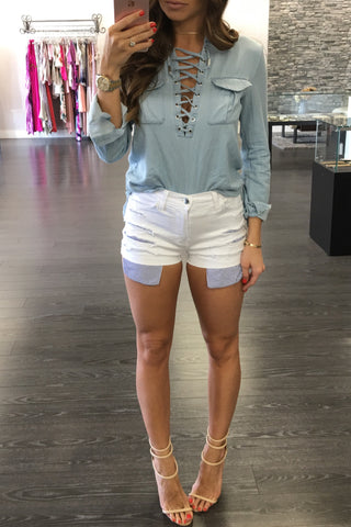 AMIE HIGHWAIST SHORTS