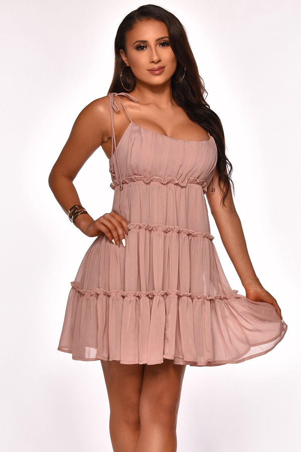 PINK BEAUTY DRESS