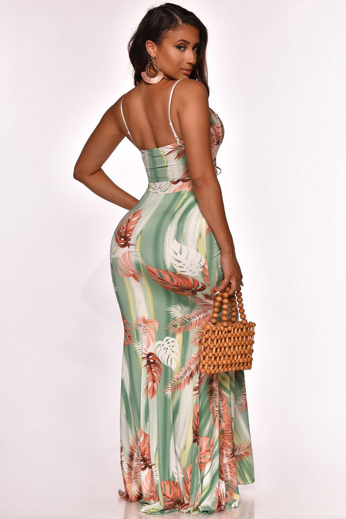 ALL KINDS OF SWEETS MAXI DRESS