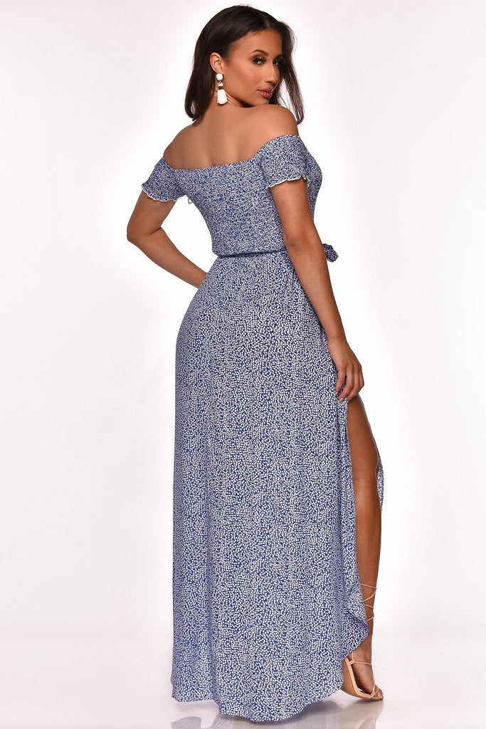SHE'S SO SWEET MAXI DRESS - The Boutique