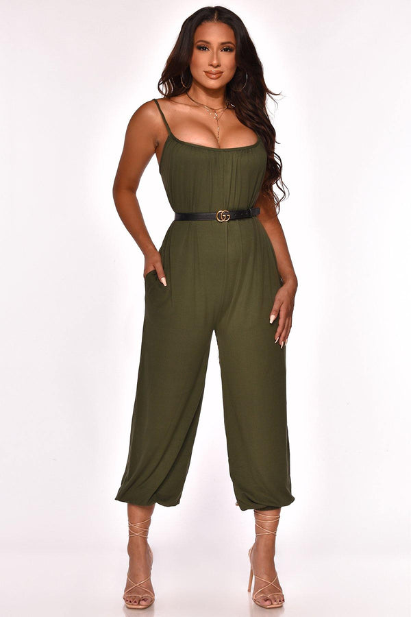 OLIVE YOU JUMPSUIT