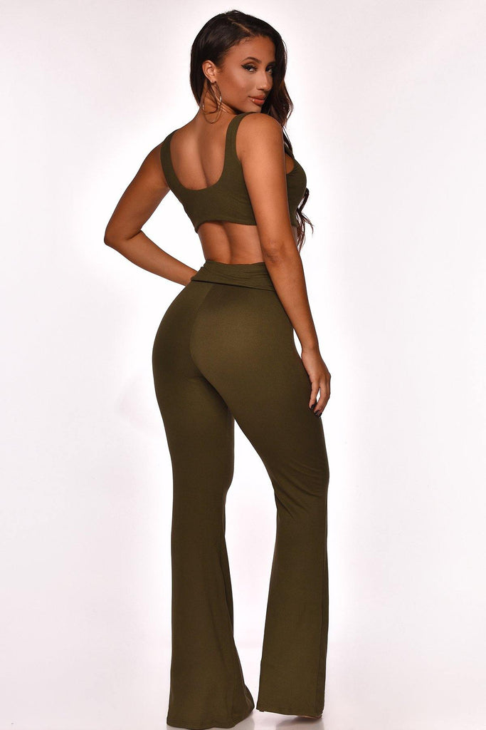 PERFECT TOUCH PANT SET
