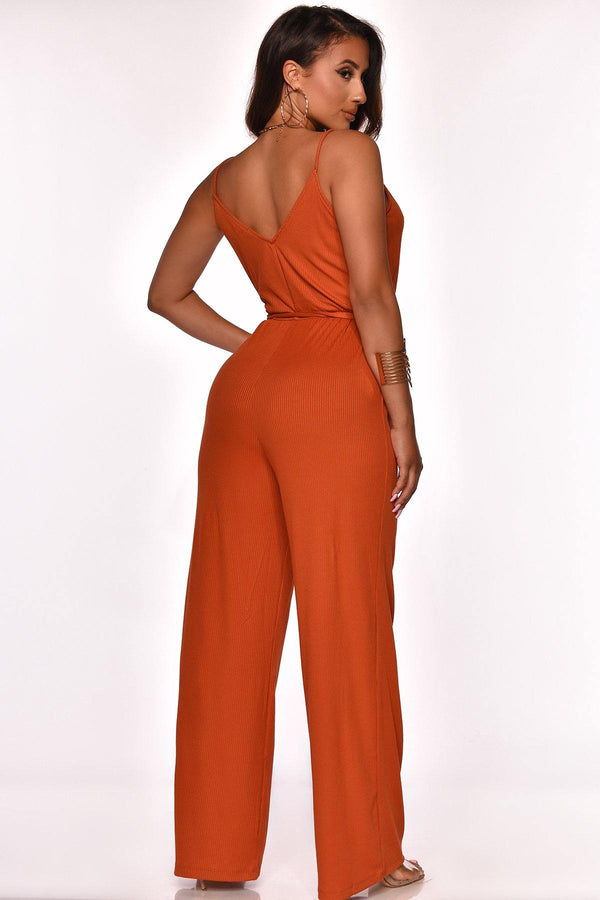 LOVERS LANE JUMPSUIT