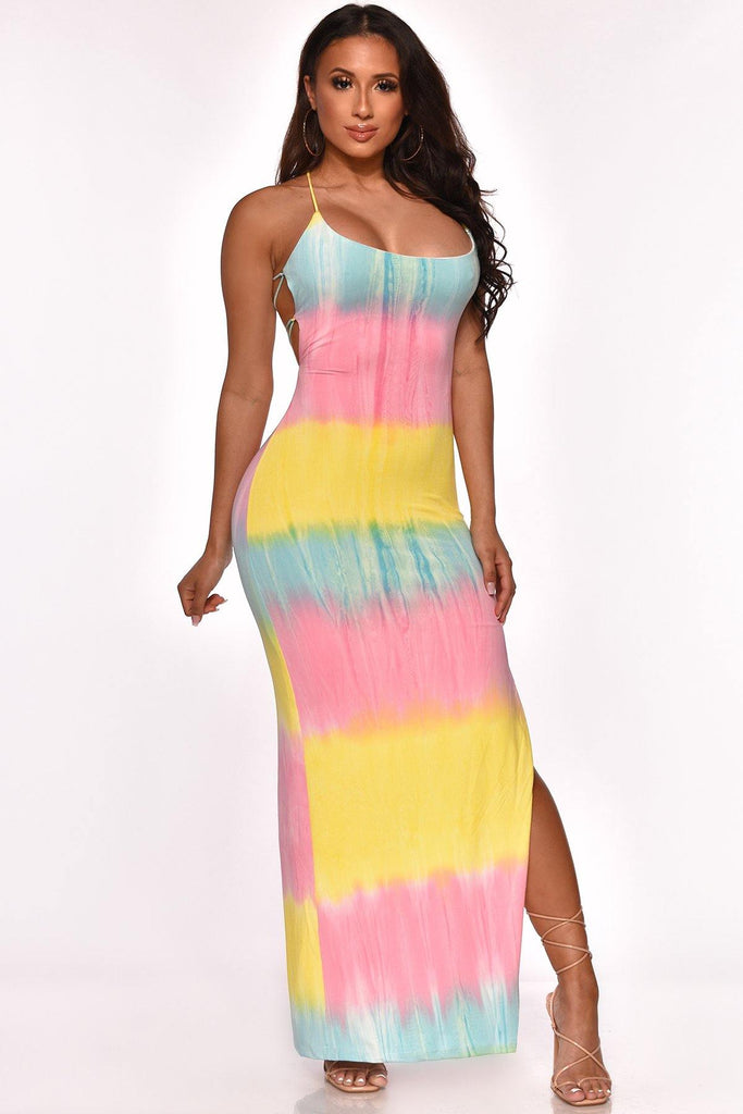 SO BOLD MAXI DRESS