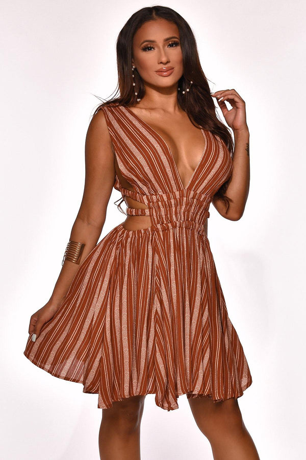 MAKING DREAMS MINI DRESS