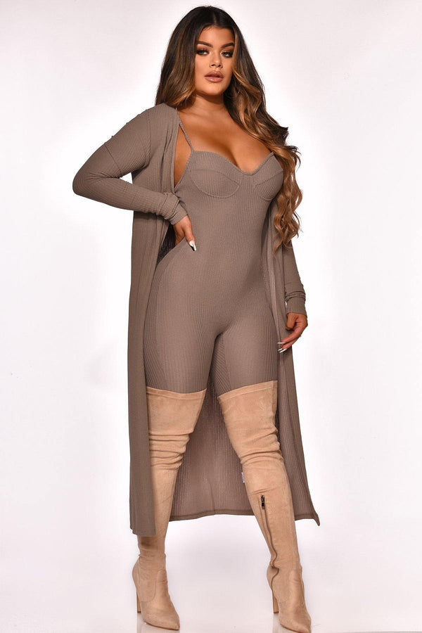 MAKE IT TRUE JUMPSUIT SET
