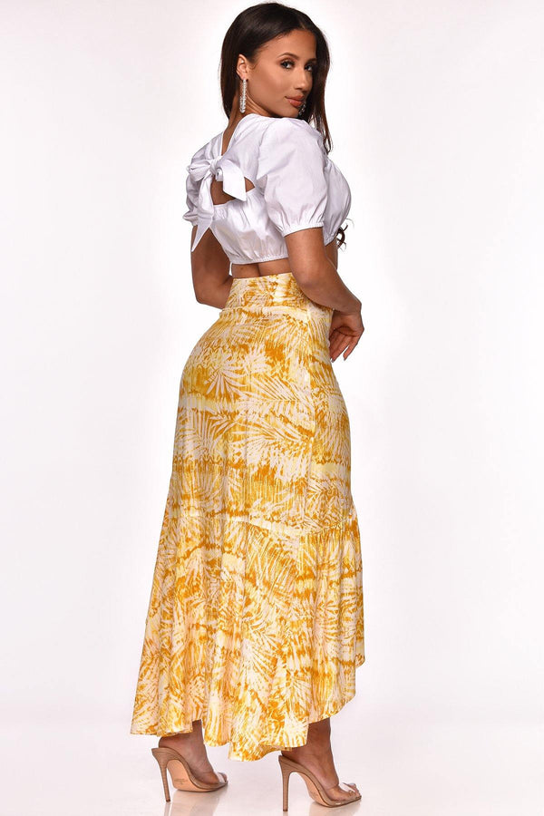 FUN IN THE SUN SKIRT