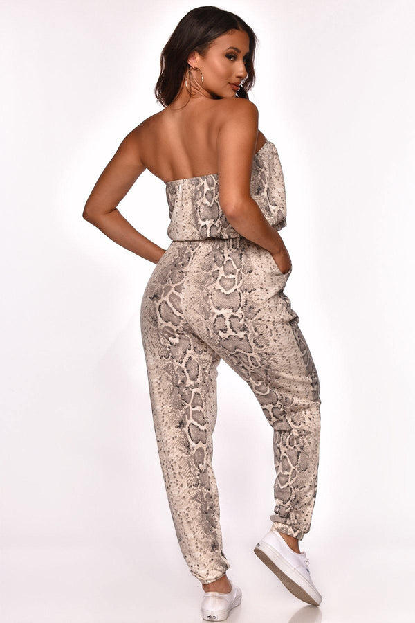 SNAP AT YOU JUMPSUIT