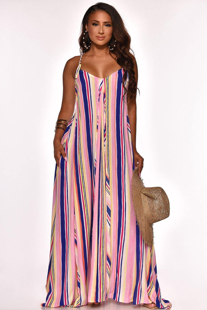 ANYTIME ANYWHERE MAXI DRESS