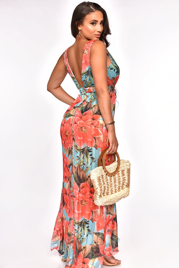SOUL DESIRE TROPICAL DRESS