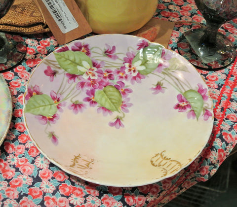 Vintage RC Tilly Salad Plate
