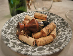 Handmade Wood Wine Toppers