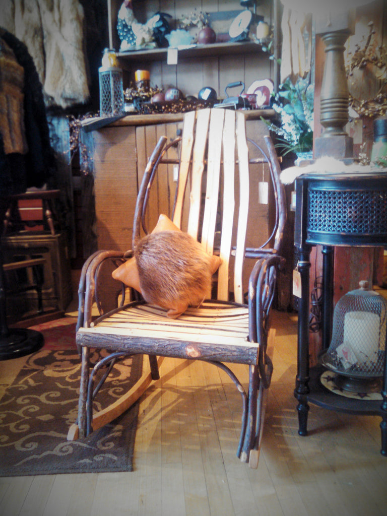 Hickory Rocking Chair FREE SHIPPING!!