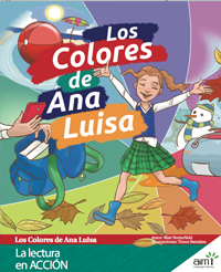 Los colores de Ana Luisa - Readers (minimum of 6)