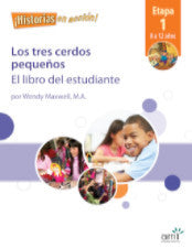 Los tres cerdos pequeños - Student Workbooks (minimum of 10)