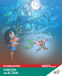 A French lamaguage teaching resource. A French reader for young children, about a fairy who learns about the importance of friendship