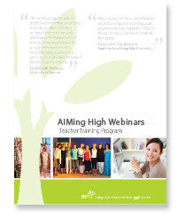 Live Online - AIMing High! AIM Foundations Teacher Training - Experienced French - FALL