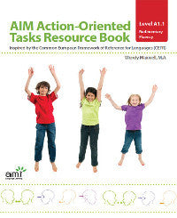 CEFR Action-Oriented Tasks Resource Book