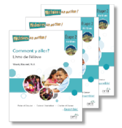 Comment y aller ? *New 2017 Edition- Student Workbooks (minimum of 20)