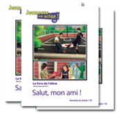 Salut, mon ami ! - Student Textbook (minimum of 10)