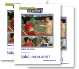 Salut, mon ami ! - Student Workbooks (minimum of 20)