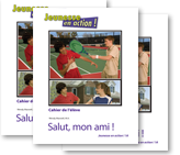 Salut, mon ami ! - Digital Student Workbooks (minimum of 10)