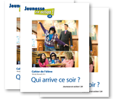 Qui arrive ce soir ? - Student Workbooks (minimum of 20)