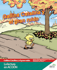 Gallina Catalina y el gran ruido - Reader (minimum of 6)