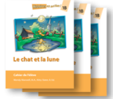 Le chat et la lune - Student Workbooks (minimum of 10)