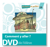 Comment y aller ? Student DVD (minimum of 10)