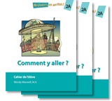 Comment y aller ? - Student Workbooks (minimum of 10)