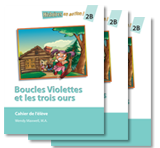 Boucles Violettes - Student Workbooks (minimum of 10)