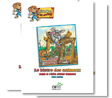 Le bistro des animaux - Student Workbooks (minimum of 10)