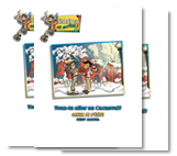 Veux-tu aller au Carnaval ? - Student Workbooks (minimum of 10)