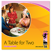 A Table for Two - Student DVD (minimum order of 10)