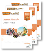 La poule Maboule Digital Student Workbooks - (minimum of 10)