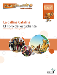 La gallina Catalina - Student Workbooks (minimum of 20)