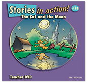 The Cat and The Moon - Student DVD (minimum of 10)