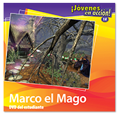 Marco el Mago - Student DVD (minimum of 10)